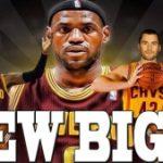【NBA 2014-15】レブロン復帰に加えケビン・ラブを獲得したキャブスは優勝できるのか?