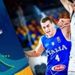 【男子U19バスケ】 大接戦となったイタリア戦、八村の活躍で土壇場で追いつくも最後は力尽きる
