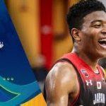 【男子U19バスケ】 順位決定戦で韓国とのアジア対決に逆転勝ち!過去最高順位をかけて次はエジプトに挑む