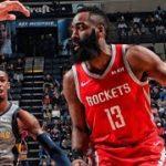 ハーデンが45分の出場で57点を稼ぐもMEN相手に痛い敗戦【NBA 2018-19】