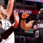 髭の化物ハーデンがキャリアハイタイの61得点!支配力を見せつける【NBA 2018-19】