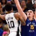 スパーズ-ナゲッツは今季PO初の第7戦にもつれ込む【NBA 2018-19】