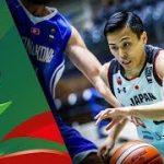 【バスケ男子アジア杯】日本が香港に快勝!グループ2位での予選通過を決める