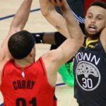アンドレ・イグダーラがクラッチスティール!前半の劣勢をはねのけGSW連勝【NBA 2018-19】