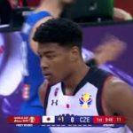 【バスケW杯2019】日本vsアメリカ戦、勝てる可能性は低いが頑張ってほしい