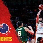 【バスケW杯2019】スペインが再延長の末オーストラリアを下し決勝進出!