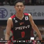河村勇輝のBリーグハイライト動画が100万再生を突破!