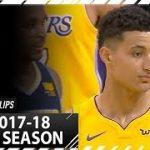 【NBA 2017-18】LALのブランドン・イングラムはカイル・クズマにポジション奪われちゃいそうだな