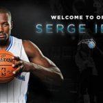 【NBA 2016】サージ・イバーカがオラディポ、イルヤソバ、サボニスとのトレードでマジックに移籍!