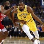 【NBA】スコアラーとしての評価はKDがハーデンより上なの?