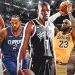 【NBA】RSを70試合に短縮して7月再開へ!1チーム帯同35人制限などの条件付き